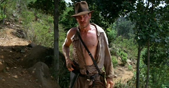 to say that i was obsessed with indiana jones is an extreme understatement