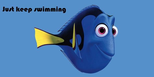 Just Keep Swimming [Finding Nemo Remix/Mashup] - YouTube |Just Keep Swimming